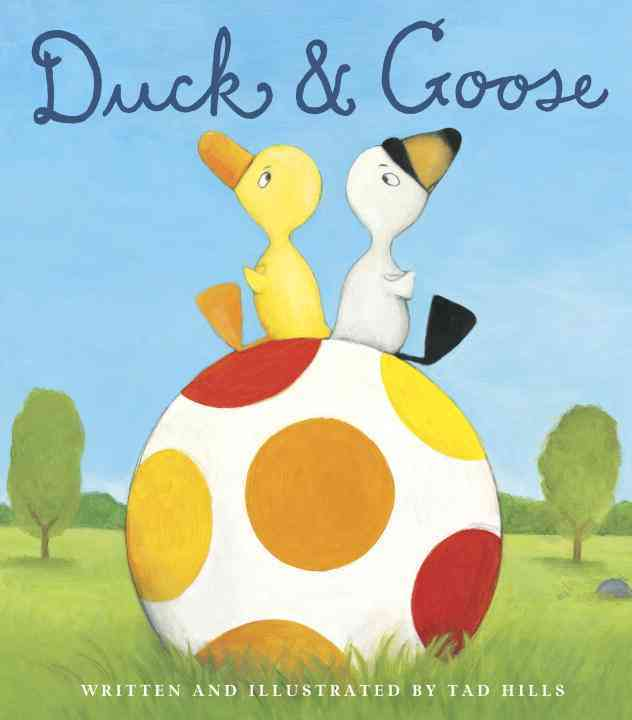 Duck & Goose By Hills, Tad
