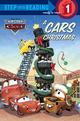 A Cars Christmas By Lagonegro, Melissa